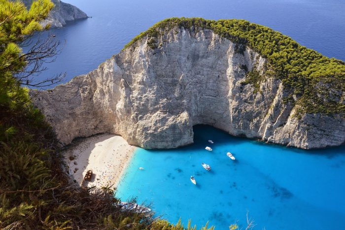 Antička Grčka i rajske plaže Zakintosa