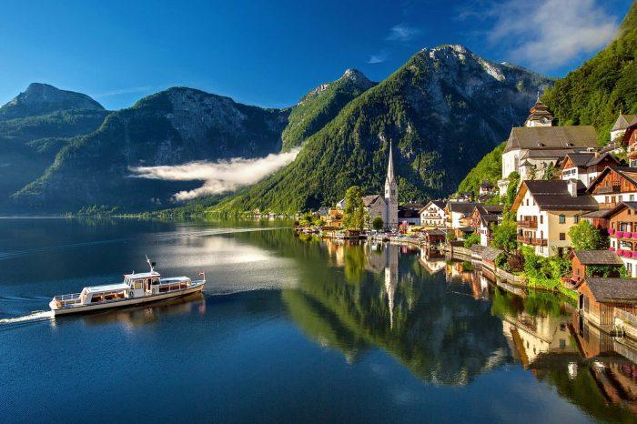 Austrijsko alpska bajka <h3 class='podnaslov' >Noćenje u Salzburgu</h3>