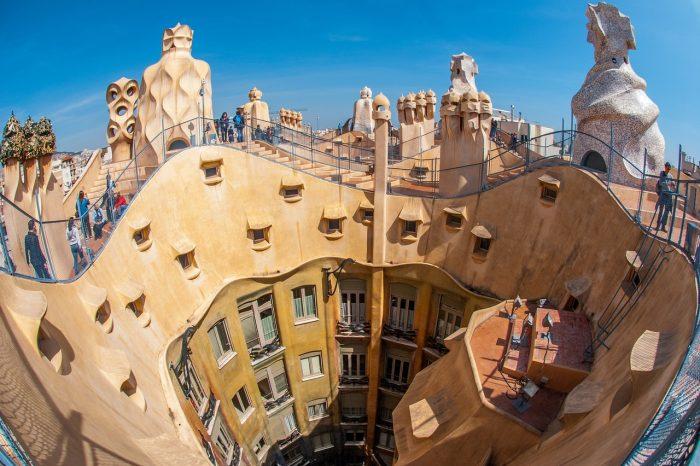 Barcelona i Azurna obala
