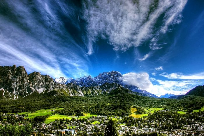 Dolomiti i Alpe <h3 class='podnaslov' >Planinska bajka</h3>