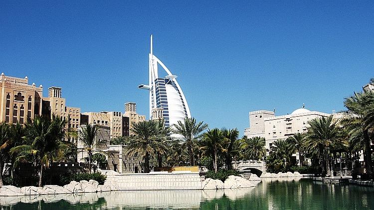Mjesto za upoznavanje Dubaija