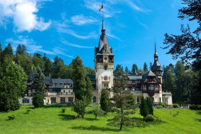 Dvorci Transilvanije