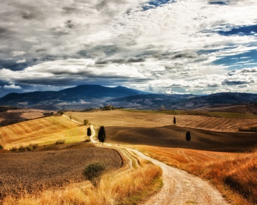 Firenca i Toskana – autobusom