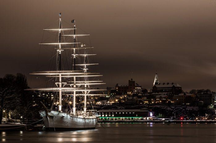 Helsinki, Tallin i Stockholm