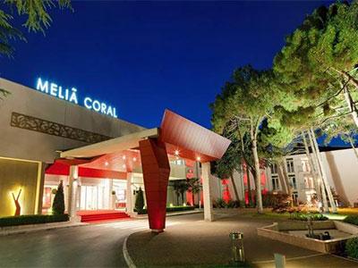 Hotel Melia Coral 5* <h3 class='podnaslov' >Umag</h3>