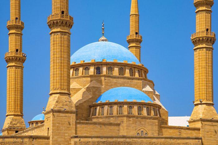 Libanon tura i Beirut