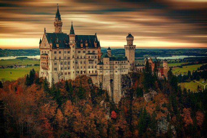 München, Salzburg i dvorci Bavarske