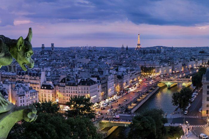 Pariz – Doček Nove godine