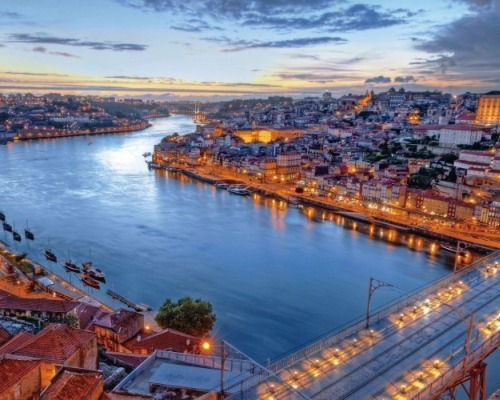 Portugal <h3 class='podnaslov' >Zemlja vina i fada</h3>