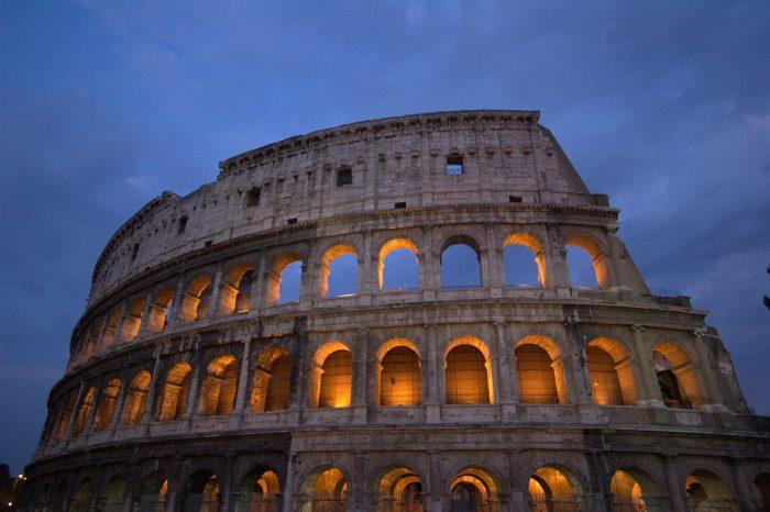 Rim – 4 dana zrakoplovom