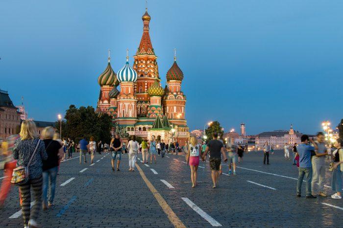 Moskva i Sankt-Peterburg