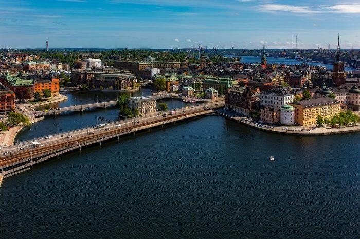 Stockholm & Helsinki <h3 class='podnaslov' >City Break</h3>