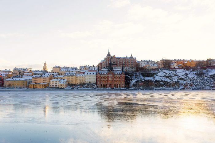 Stockholm i Helsinki