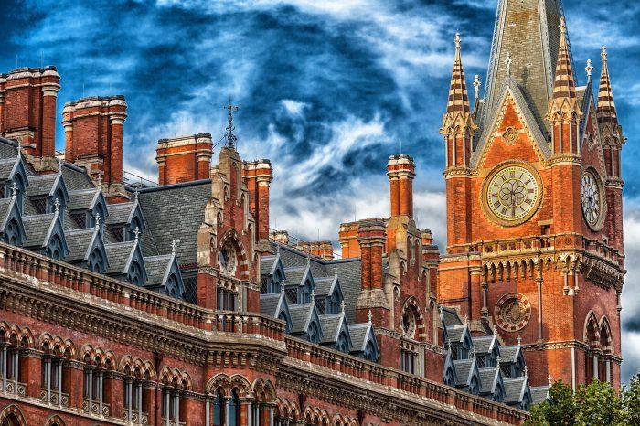 Veličanstveni sjaj Pariza i Londona