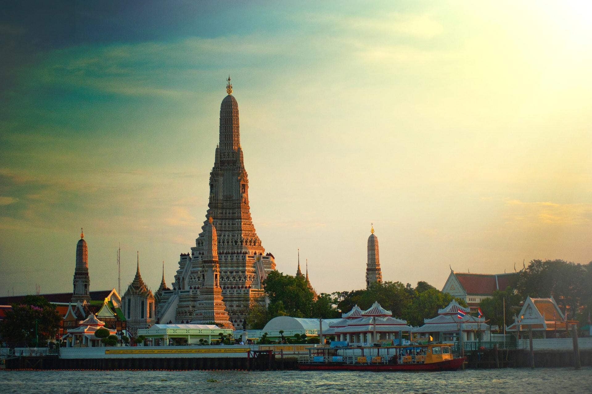najveće mjesto za upoznavanje Tajlanda