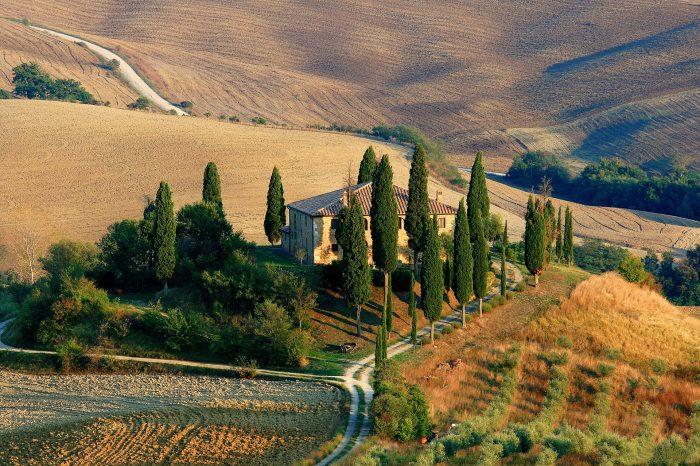 Toskanska čarolija s Firencom