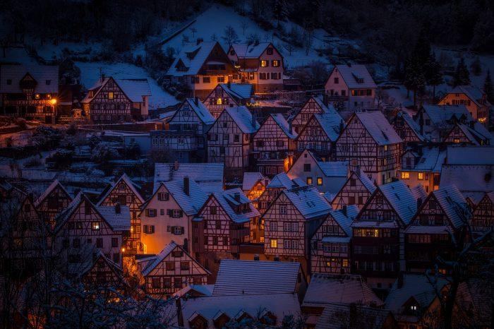 Alsace i Schwarzwald