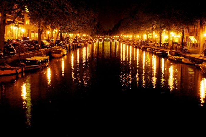 Zimski praznici u Amsterdamu