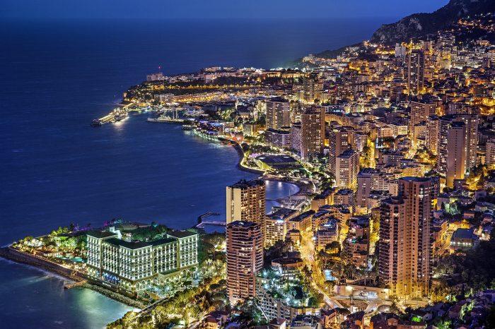 Nova godina na Azurnoj obali <h3 class='podnaslov' >Nica, Monaco, Monte Carlo, Grasse, Cannes, Menton</h3>