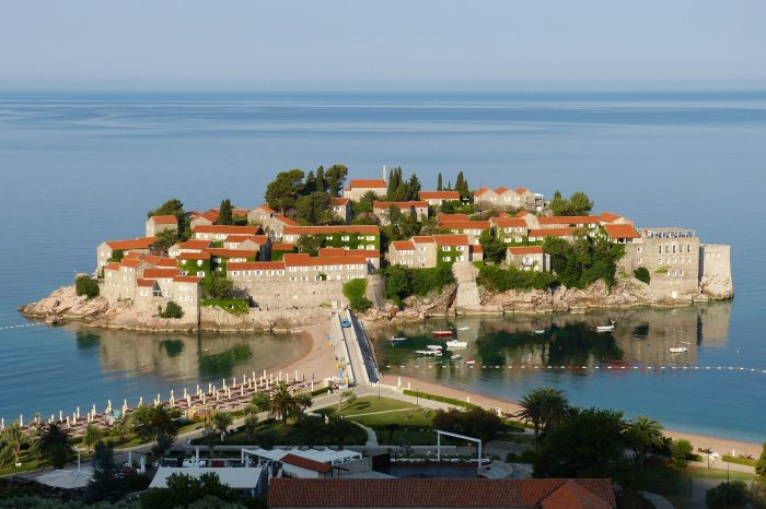 Ljetovanje Budva i Crna Gora
