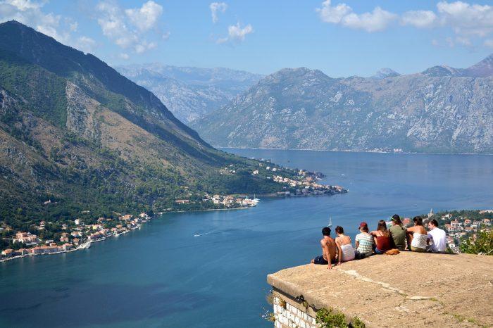 Nova godina u Crnoj Gori i Dubrovniku