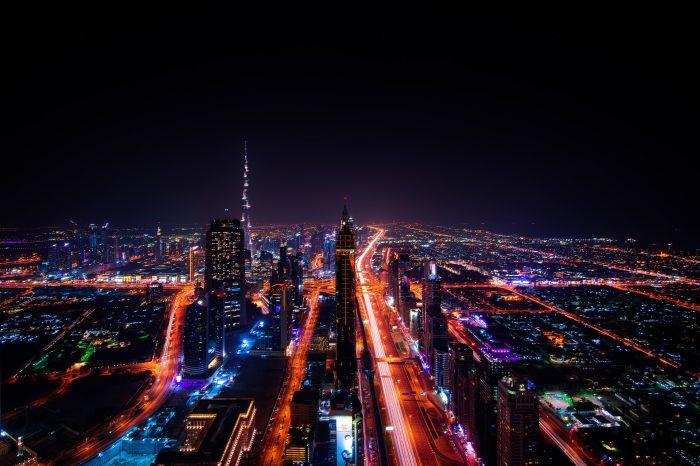 Dubai Nova godina 2020.