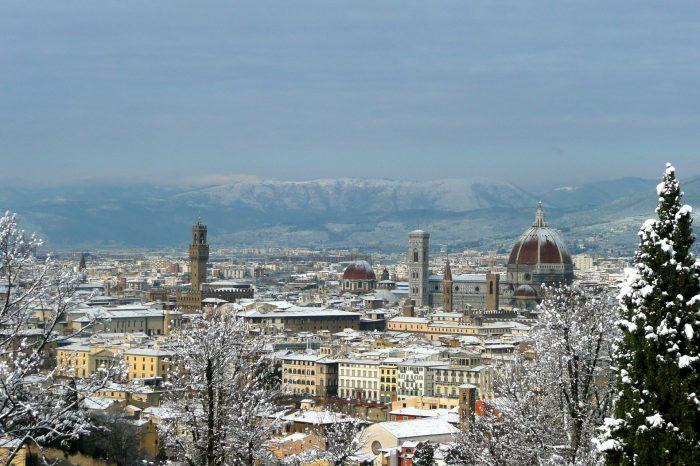 Zimski praznici u Toskani s Firencom