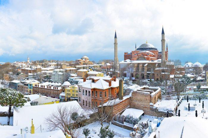 Zimski praznici u Istanbulu