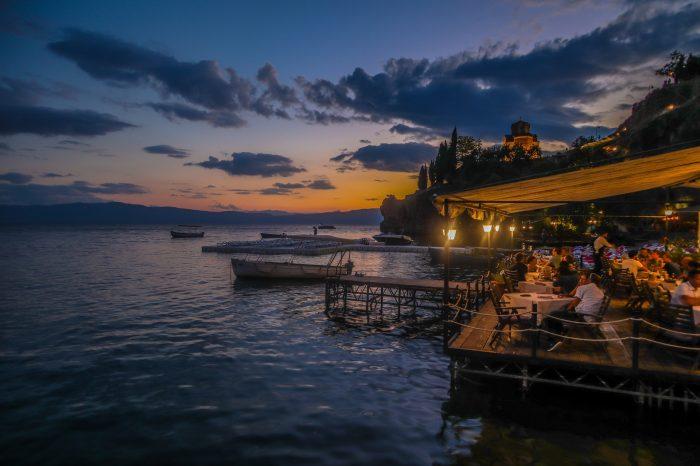 Nova godina na Ohridskom jezeru