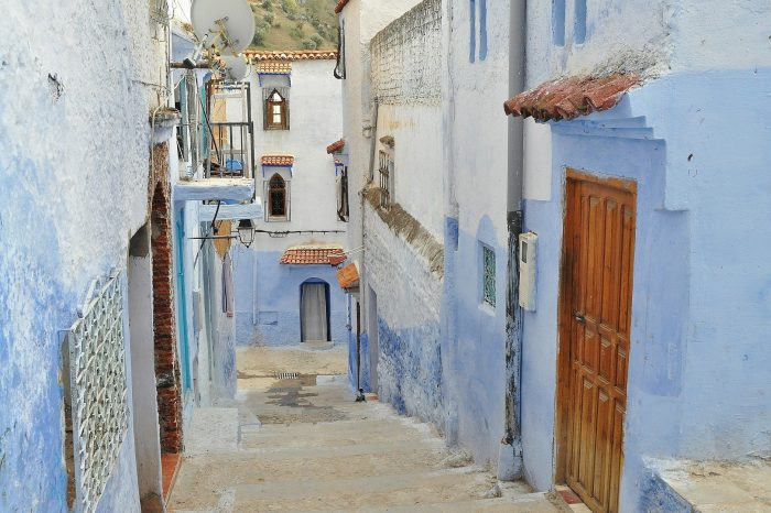 Kraljevski gradovi Maroka