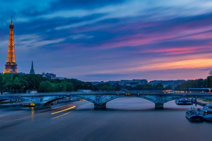 Zimski praznici u Parizu