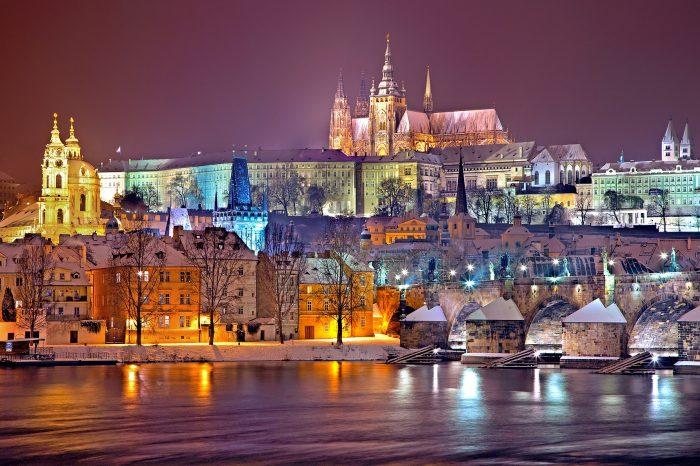 Nova godina u Pragu <h3 class='podnaslov' >Prag – Dresden – Česky Krumlov</h3>