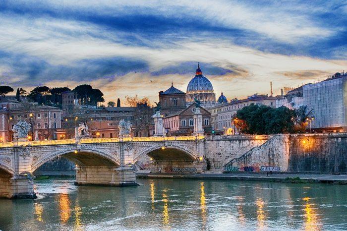 Zimski praznici u Rimu <h3 class='podnaslov' >Grad povijesti, umjetnosti, kulture i mode</h3>