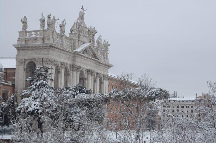Advent u Rimu <h3 class='podnaslov' >Grad povijesti, umjetnosti, kulture i mode</h3>