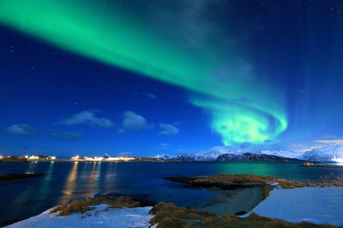 Nova godina u Skandinaviji