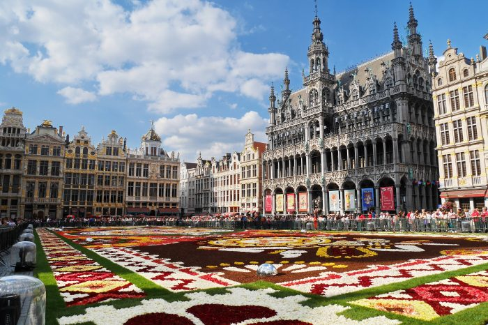Nova godina u Zapadnoj Europi <h3 class='podnaslov' >Pariz - London - Amsterdam - Bruxelles </h3>