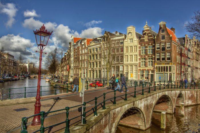 Amsterdam i Keukenhof