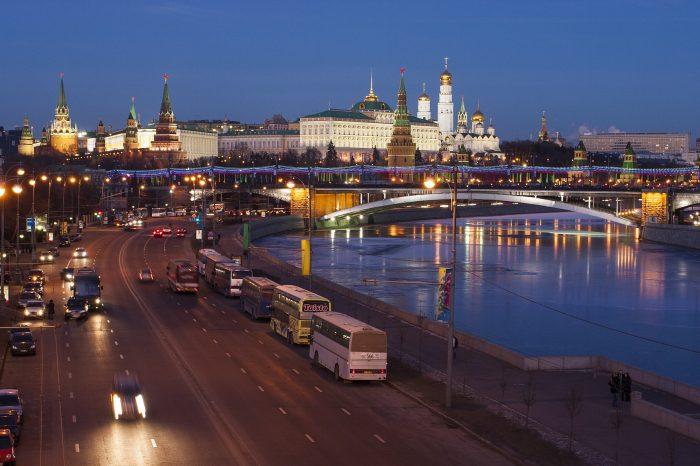 Rusija – Moskva i Sankt-Peterburg