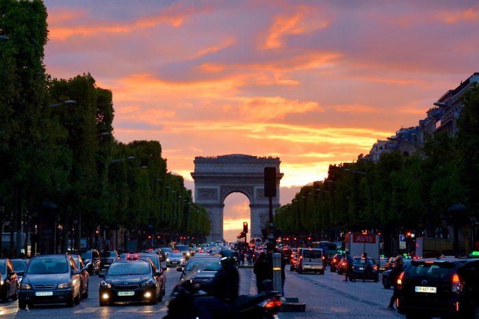 Pariz <h3 class='podnaslov' >Joie de vivre</h3>