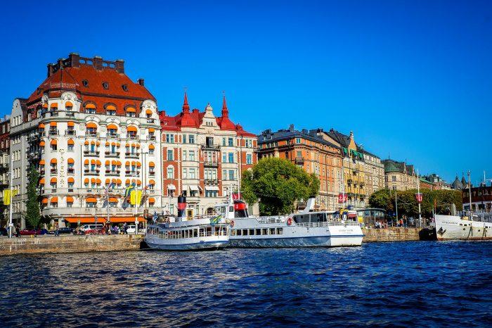 Čarobna Skandinavija, Baltik i Sankt Peterburg