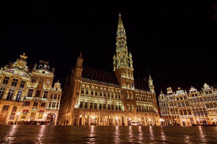 Pariz – London – Amsterdam – Bruxelles