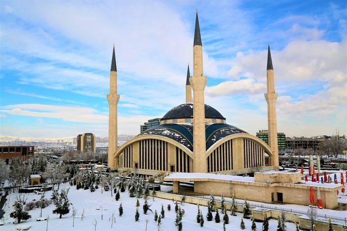 Istanbul, Ankara & Kapadokija