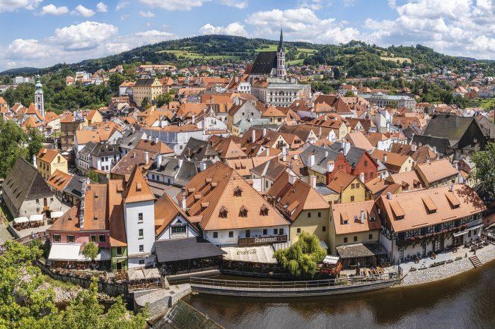 Češki Krumlov <h3 class='podnaslov' >Dvorci južne Češke</h3>