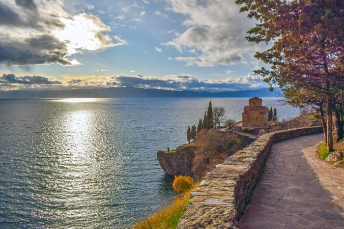 Makedonija <h3 class='podnaslov' >Ohridsko jezero</h3>
