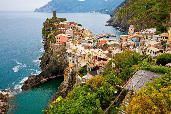 Toskana, Firenza i Cinque Terre