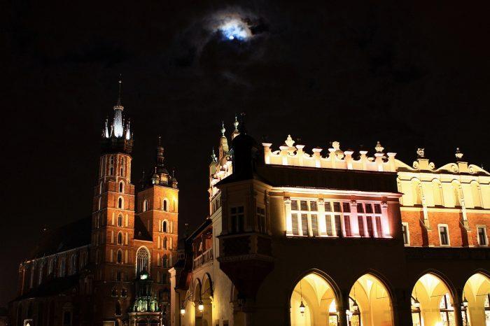 Nova godina u Krakovu