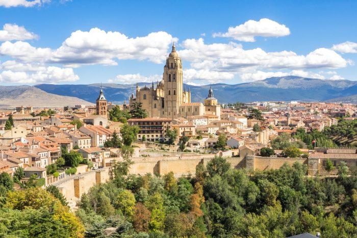 Madrid <h3 class='podnaslov' >Izlet Toledo, Avila i Segovia</h3>