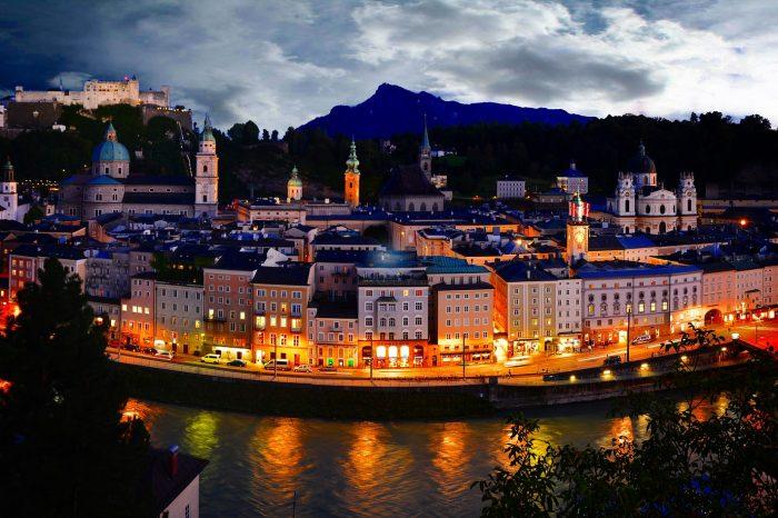 Nova godina München i Salzburg