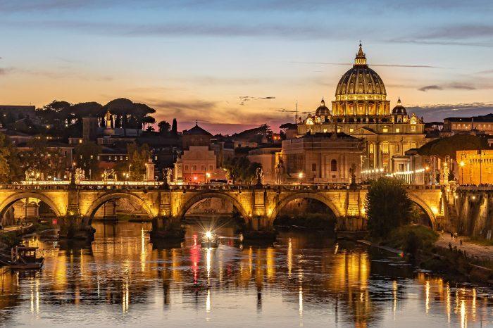 Advent – Rim i vatikanski muzeji